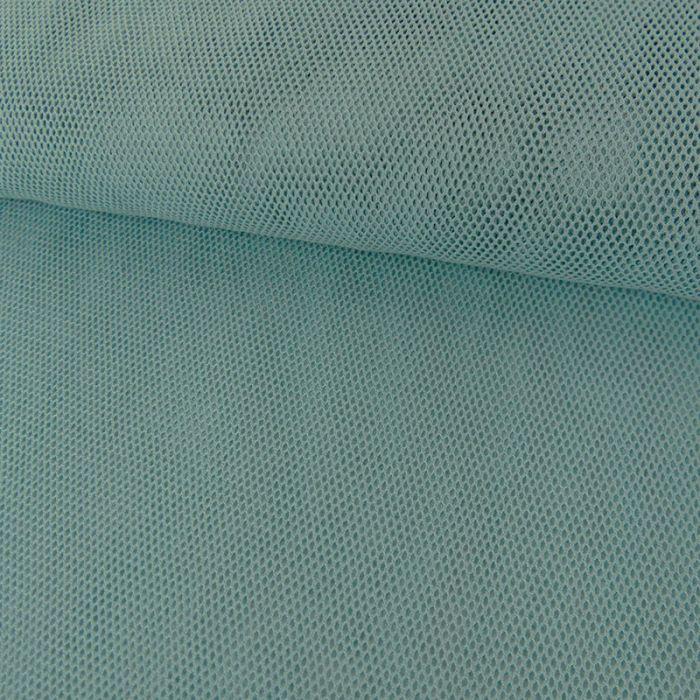 Tulle Bio Coton - Bleu Ciel - C. Pauli