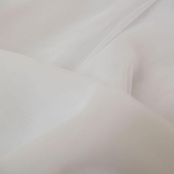 Voile de Mariée - Blanc x 10 cm