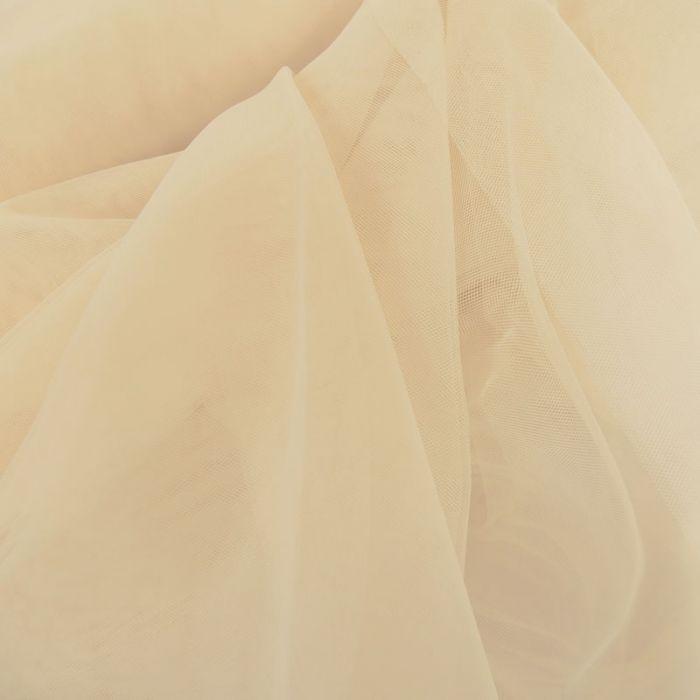 Voile de Mariée - Ecru x 10 cm