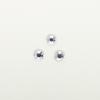 Perles à coller strassées 5mm transparent
