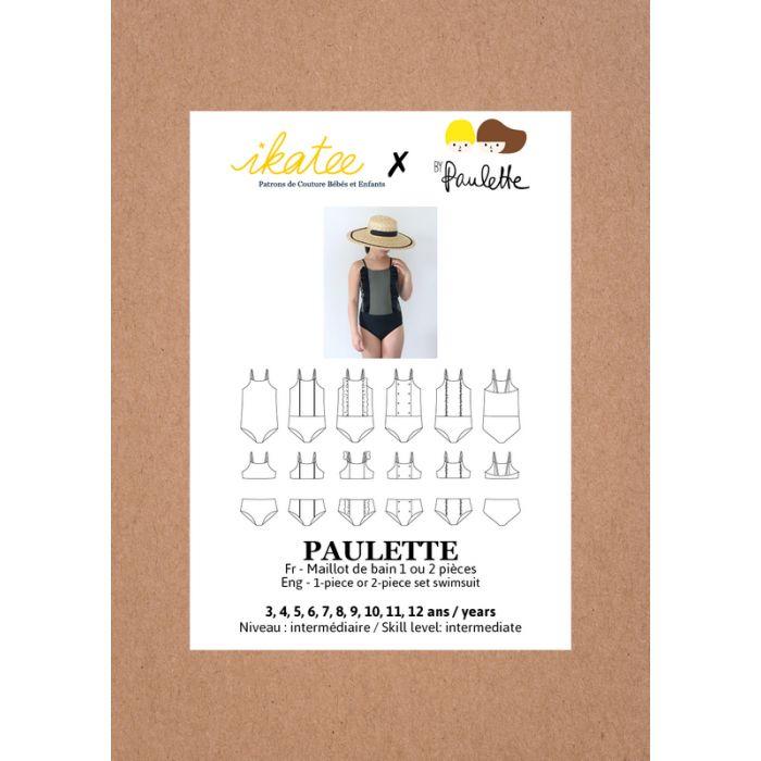 Maillot de bain Paulette - Ikatee