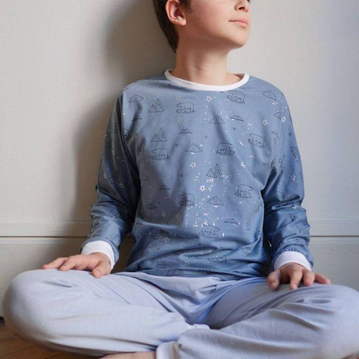 Pyjama Sacha - Ikatee