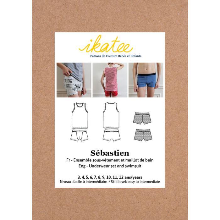Sous-vêtement Sébastien - Ikatee