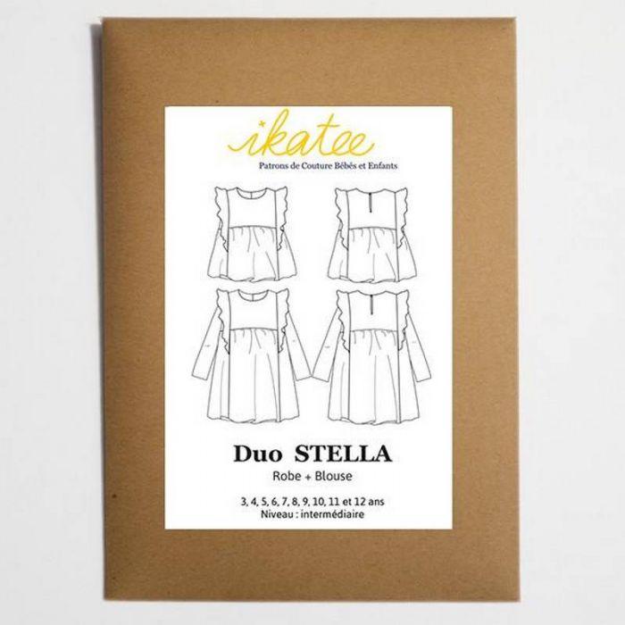 Robe Stella - Ikatee