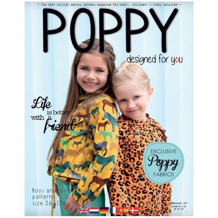 Magazine Automne Hiver 2019-2020 - Poppy