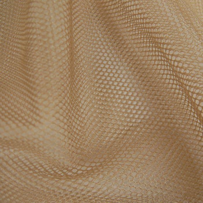 Tissu Filet Mesh - Naturel x 10 cm