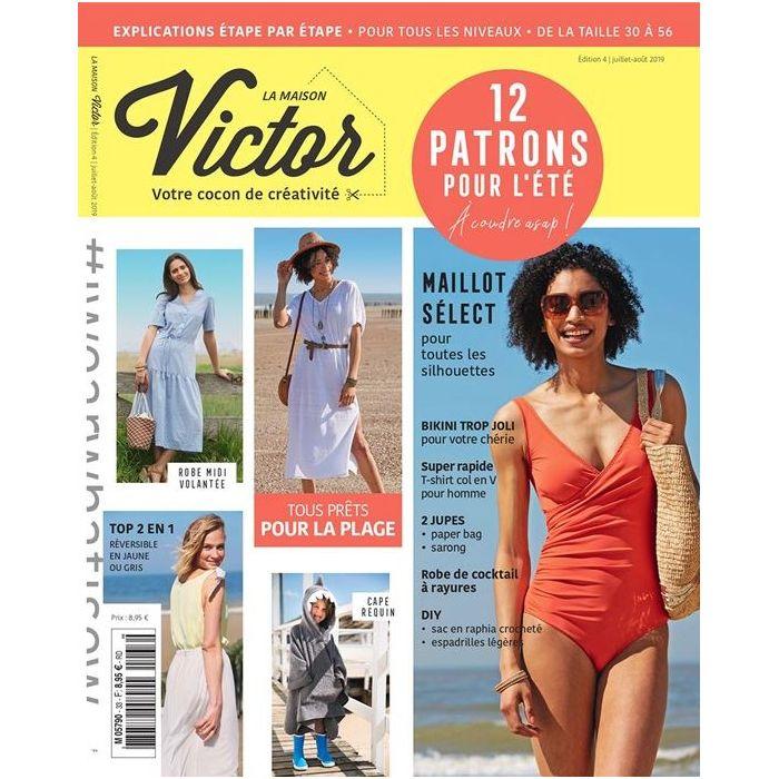Magazine Juillet-Août 2019 La Maison Victor