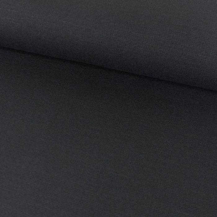 Tissu viscose élasthanne - bleu x 10 cm