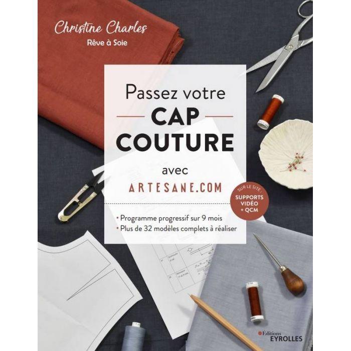 Passez votre CAP couture avec Artesane.com - Christine Charles