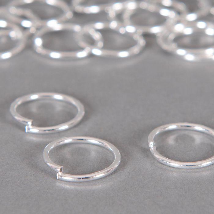 Anneaux ronds ouverts 12 mm x10