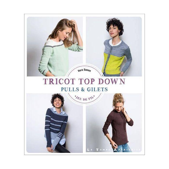 Tricot Top Down - Pulls & Gilets - Vera Sanon