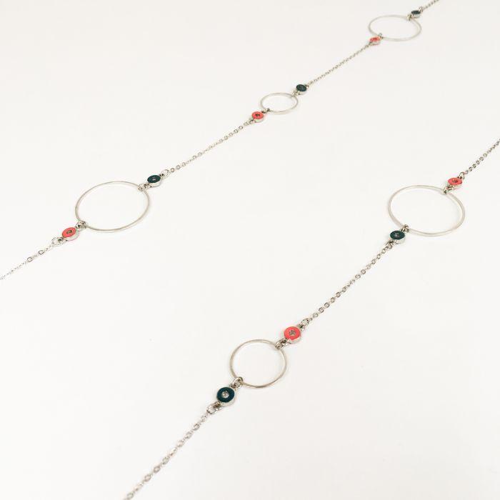 Kit : Sautoir anneaux