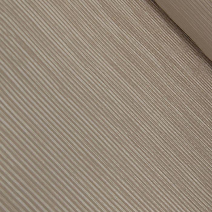 Tissu plissé - beige x 10 cm