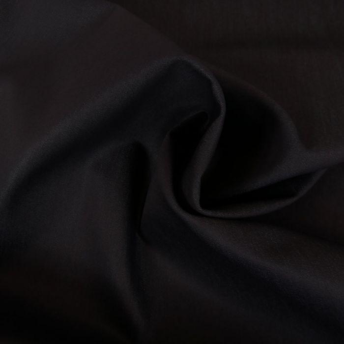 Tissu jean denim élasthanne - marine foncé x 10 cm