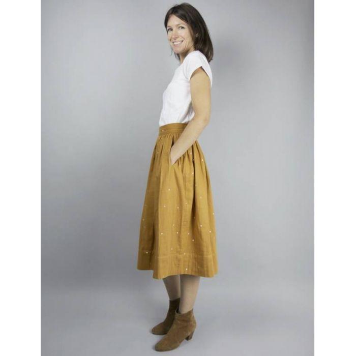 Kit jupe arpège - Atelier Scammit