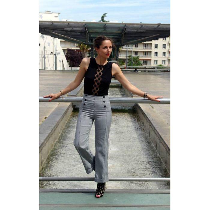 Pantalon Embrun - Maison Fauve
