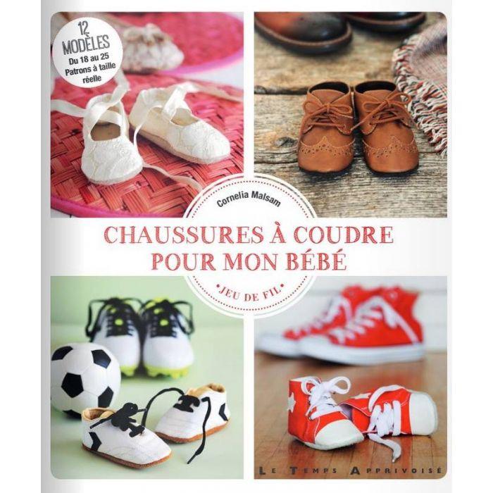Chaussures à coudre pour mon bébé / Cornelia Malsam