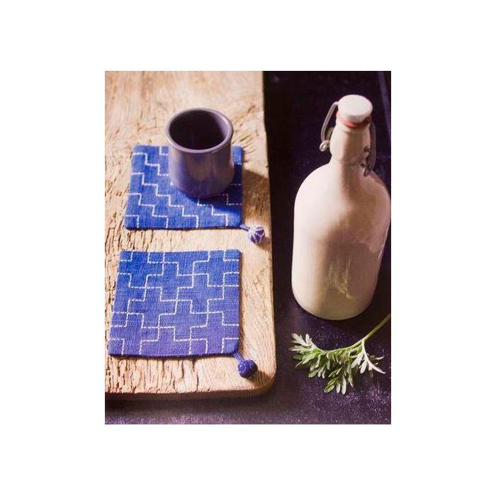Broderie sashiko - Techniques & créations / Satomi Sakuma