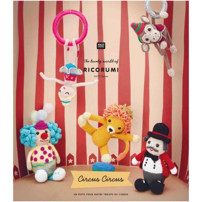 Ricorumi : Circus Circus - Rico Design