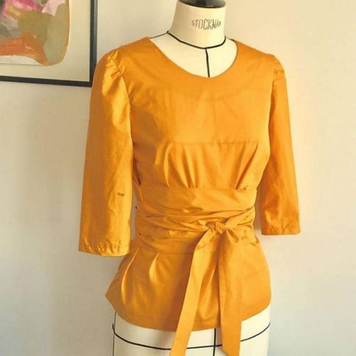 Robe ou blouse Chagall - Les patronnes