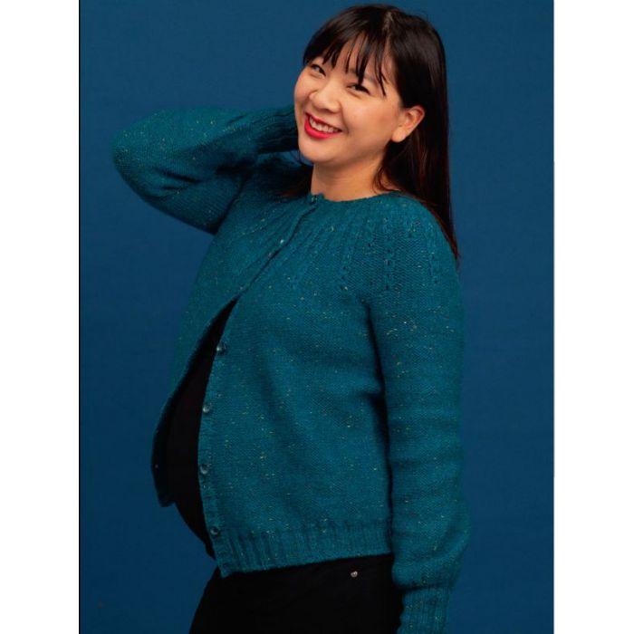 Kit tricot Drimia Manches longues - Marie Amélie Designs