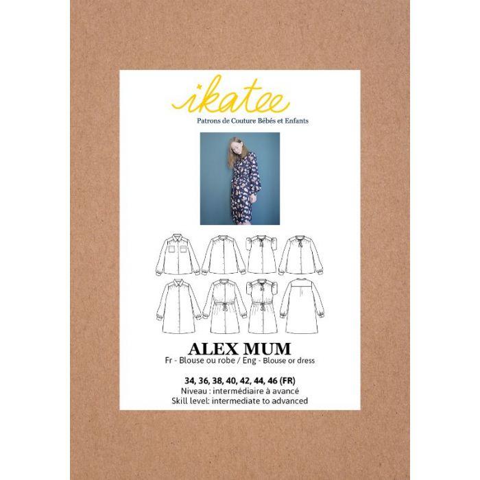 Blouse Alex Mum - Ikatee