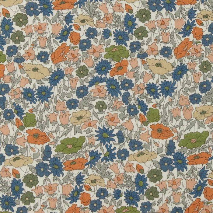 Tissu Liberty of London Poppy Forest B x 10 cm