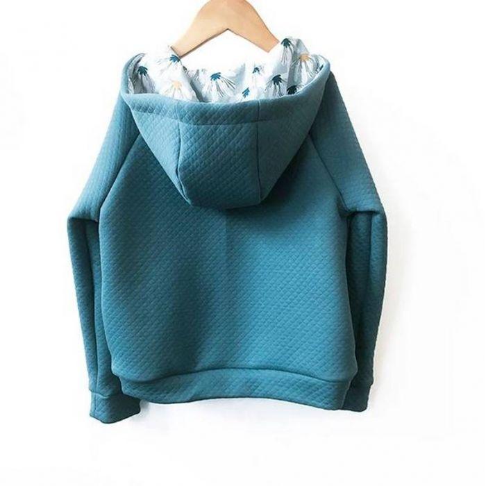 Sweatshirt Charlie - Ikatee