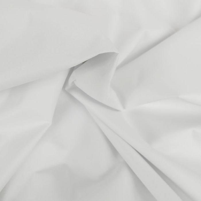 Tissu doublure occultante - Blanc cassé x 10 cm