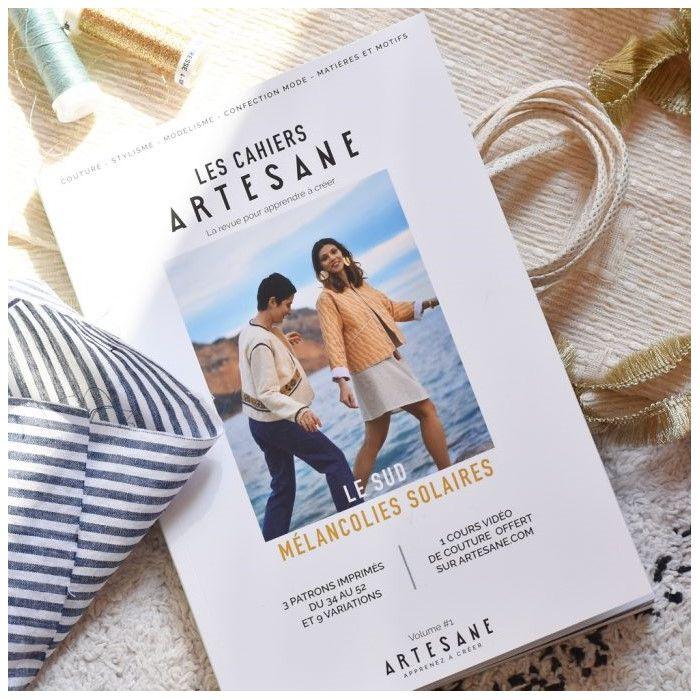 Les cahiers Artesane : Mélancolies solaires