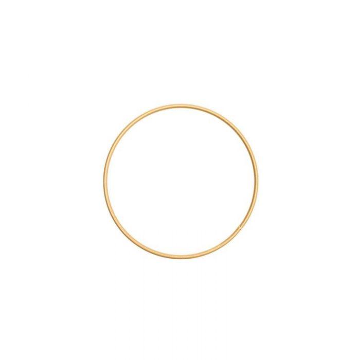 Cercle en métal or - Rico Design