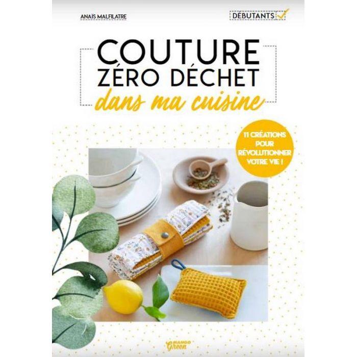 Couture zéro déchet dans ma cuisine / Anaïs Malfilatre