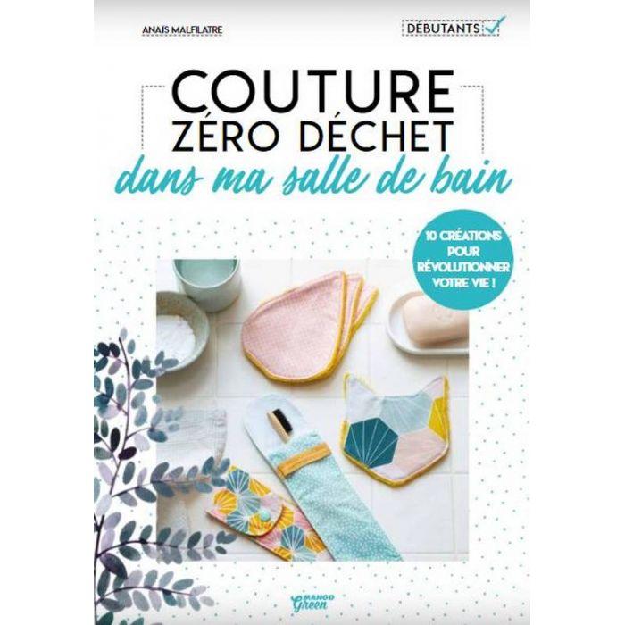 Couture zéro déchet dans ma salle de bain / Anaïs Malfilatre
