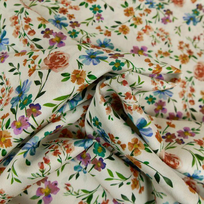 Tissu coton Granada x 10 cm