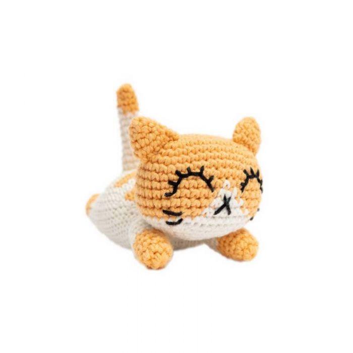Kit crochet amigurumi Ricorumi - chat
