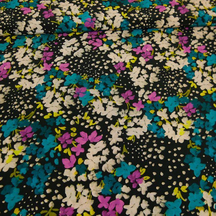 Tissu viscose Paola x 10 cm