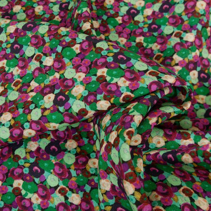Tissu viscose lin Mista x 10 cm
