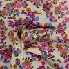 Tissu viscose lin Gaya x 10 cm