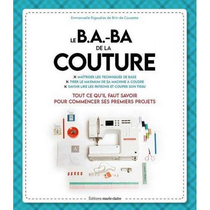 Le B.A.-BA de la couture / Emmanuelle Rigaudias