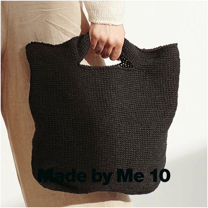 Kit crochet sac en chanvre - Rico Design