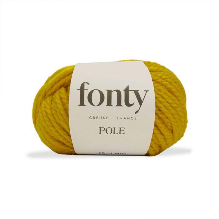 Pole - Fonty