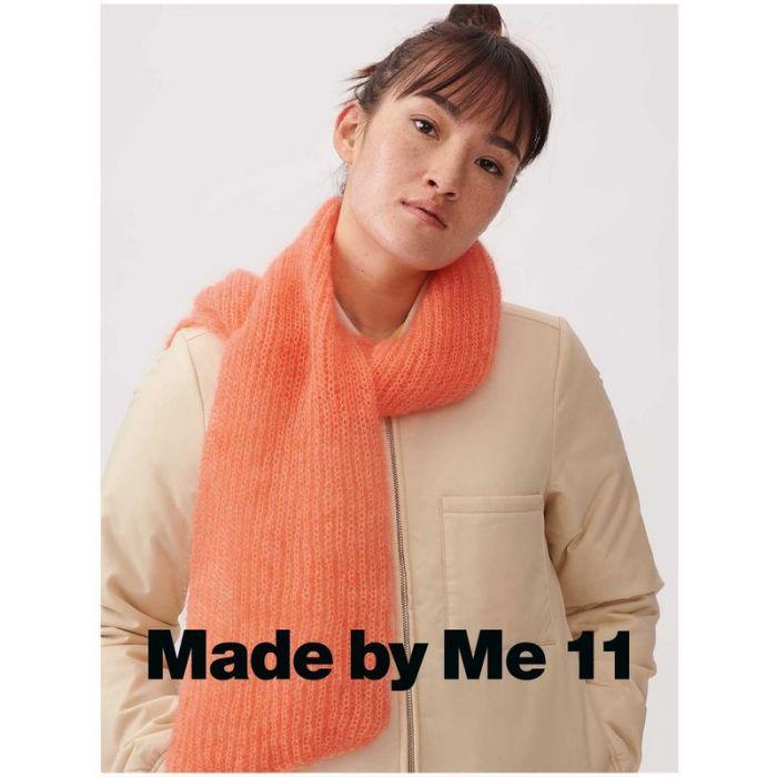 Kit tricot écharpe en mohair et soie - Rico design