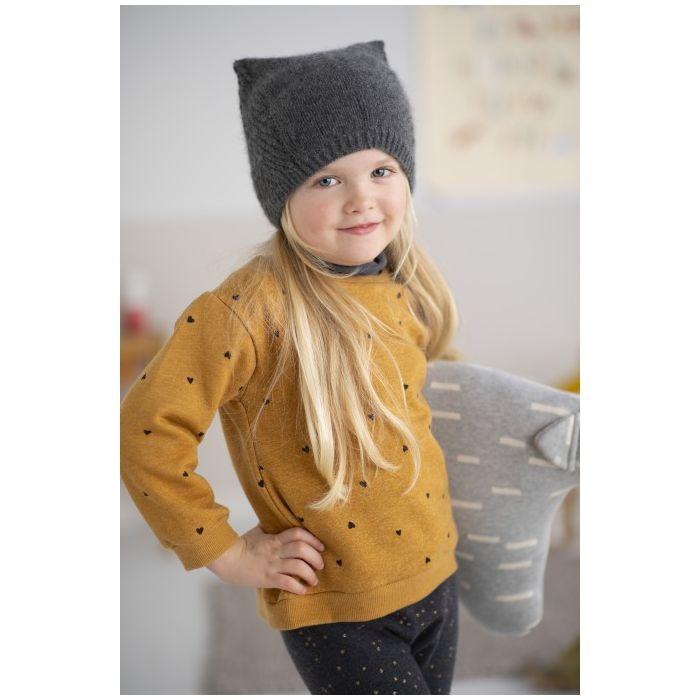Bonnet chat Albertine - Mamy Factory
