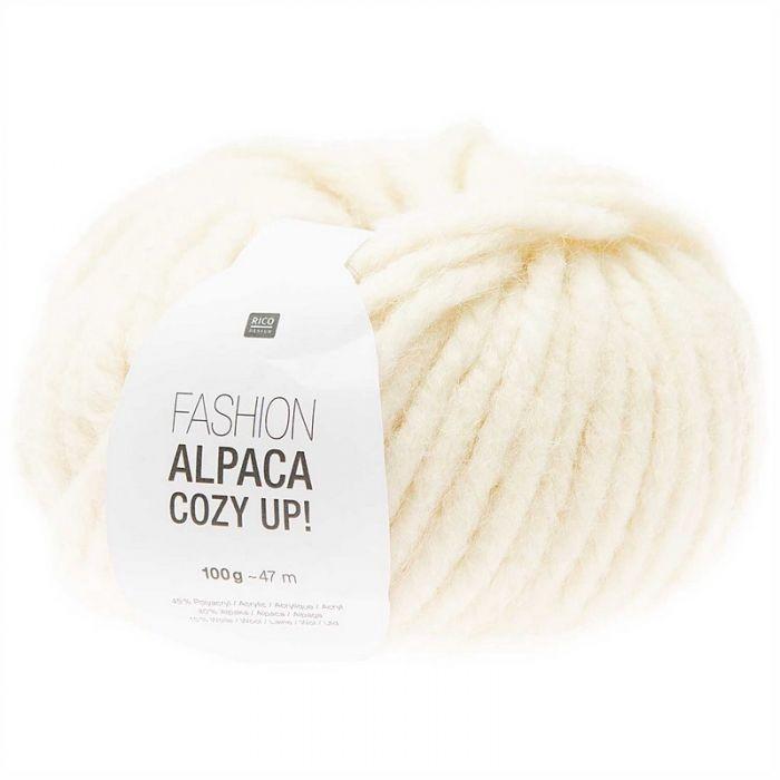 Fashion alpaca cozy up - Rico Design