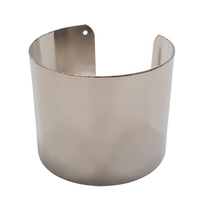 Manchette métal à personnaliser 50 mm x1