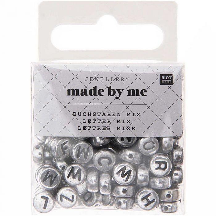 Lot de perles lettres