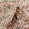 Tissu coton oeko-tex Milly - rose thé x 10cm