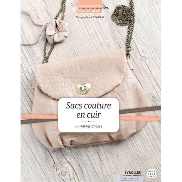 Sacs couture en cuir - Petites Choses