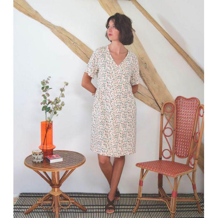 Robe Croisette - Cousette Patterns