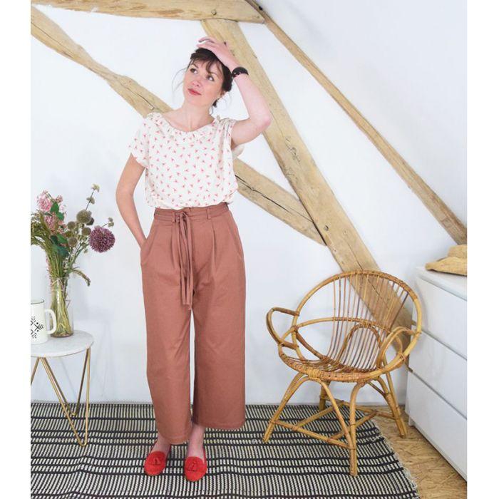 Pantalon Babette - Cousette Patterns